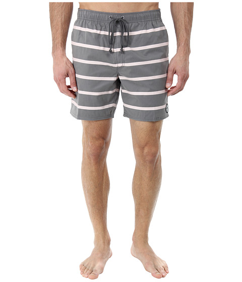 Tavik - Loco Boardshort (Charcoal) Men