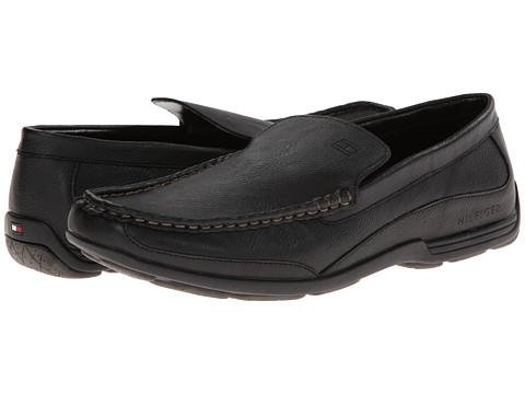 Tommy Hilfiger - Kettle (Black) Men's Shoes