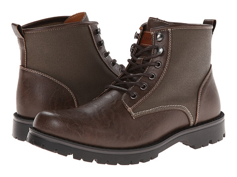 Tommy Hilfiger - Josh (Brown) Men's Lace-up Boots