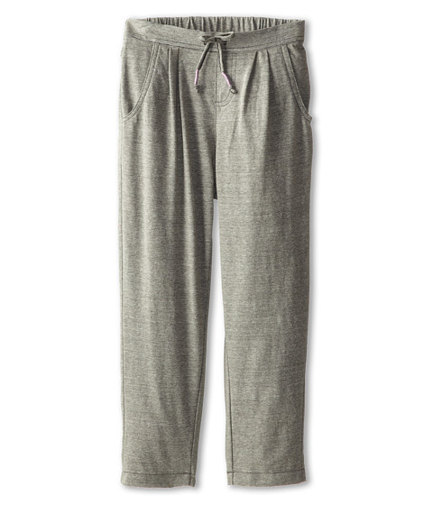 Roxy Kids - City Lights Pant (Big Kids) (Charcoal Heather) Girl