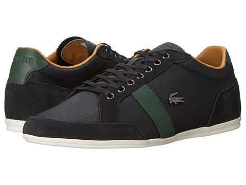 Lacoste - Alisos 20 (Black) Men