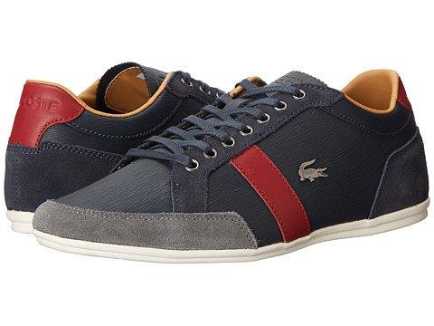 Lacoste - Alisos 20 (Dark Blue) Men's Shoes