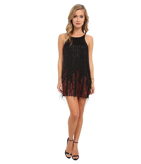 Parker - Monaco Dress (Black) Women's Dress