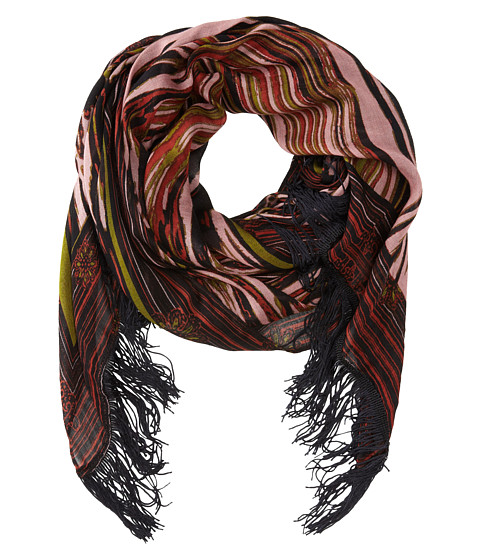 Sam Edelman - Stained Glass Oblong (Pink) Scarves