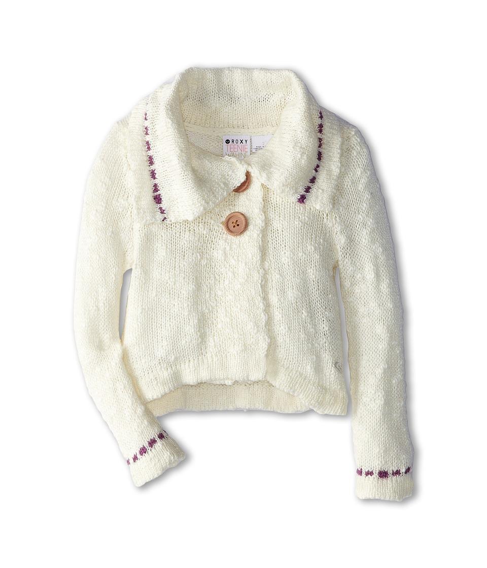 Roxy Kids - Pebble Sweater (Big Kids) (Natural) Girl