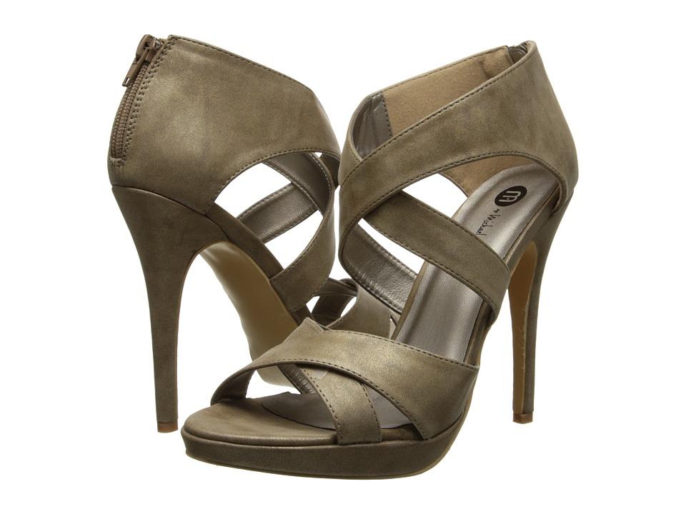 Michael Antonio - Taurus (Gold) High Heels