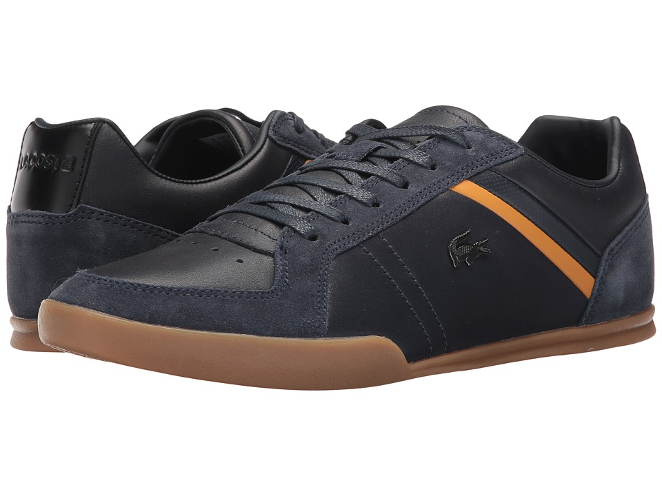 Lacoste - Figuera 3 (Dark Blue) Men's Shoes
