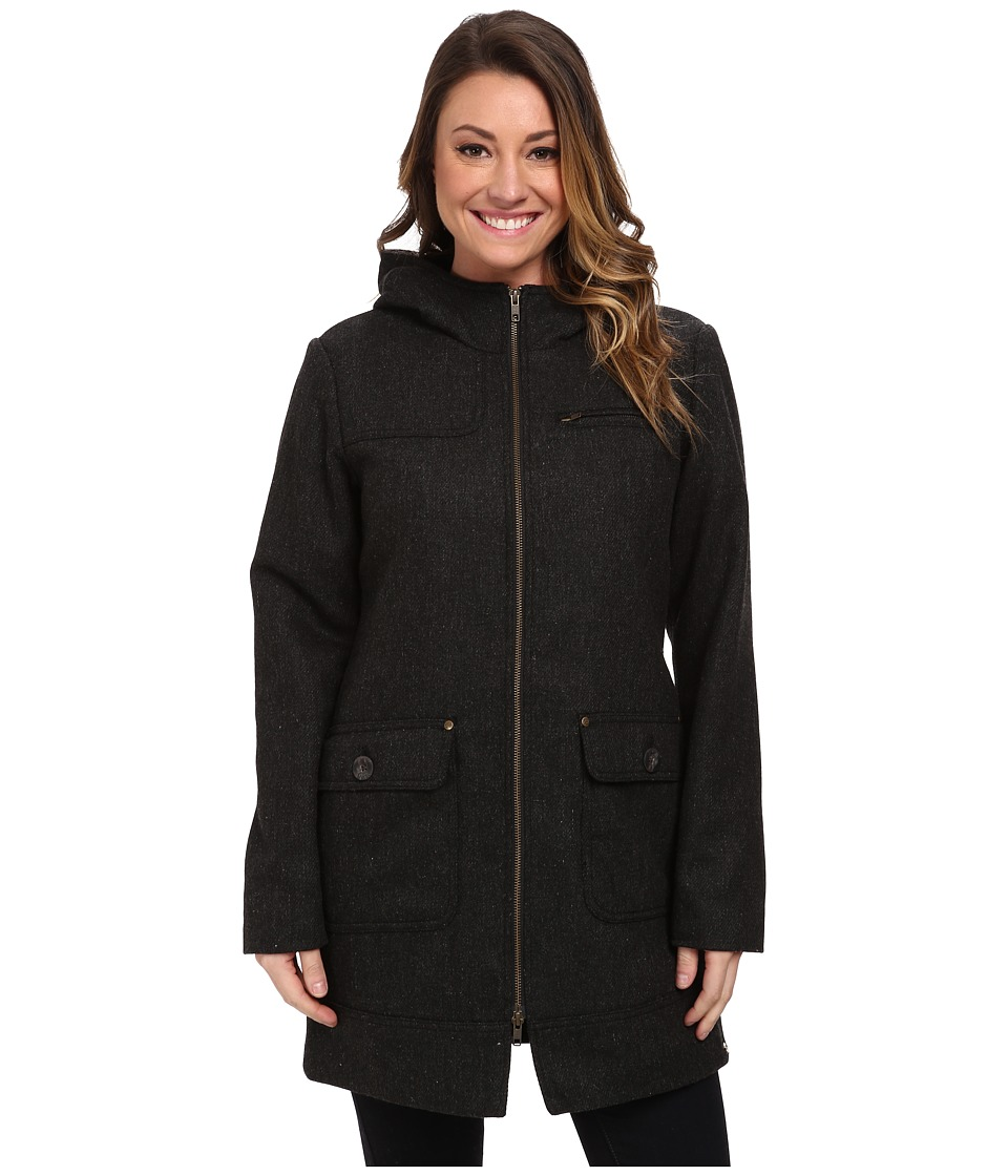 Carve Designs - Whistler Jacket (Charcoal) Women's Jacket