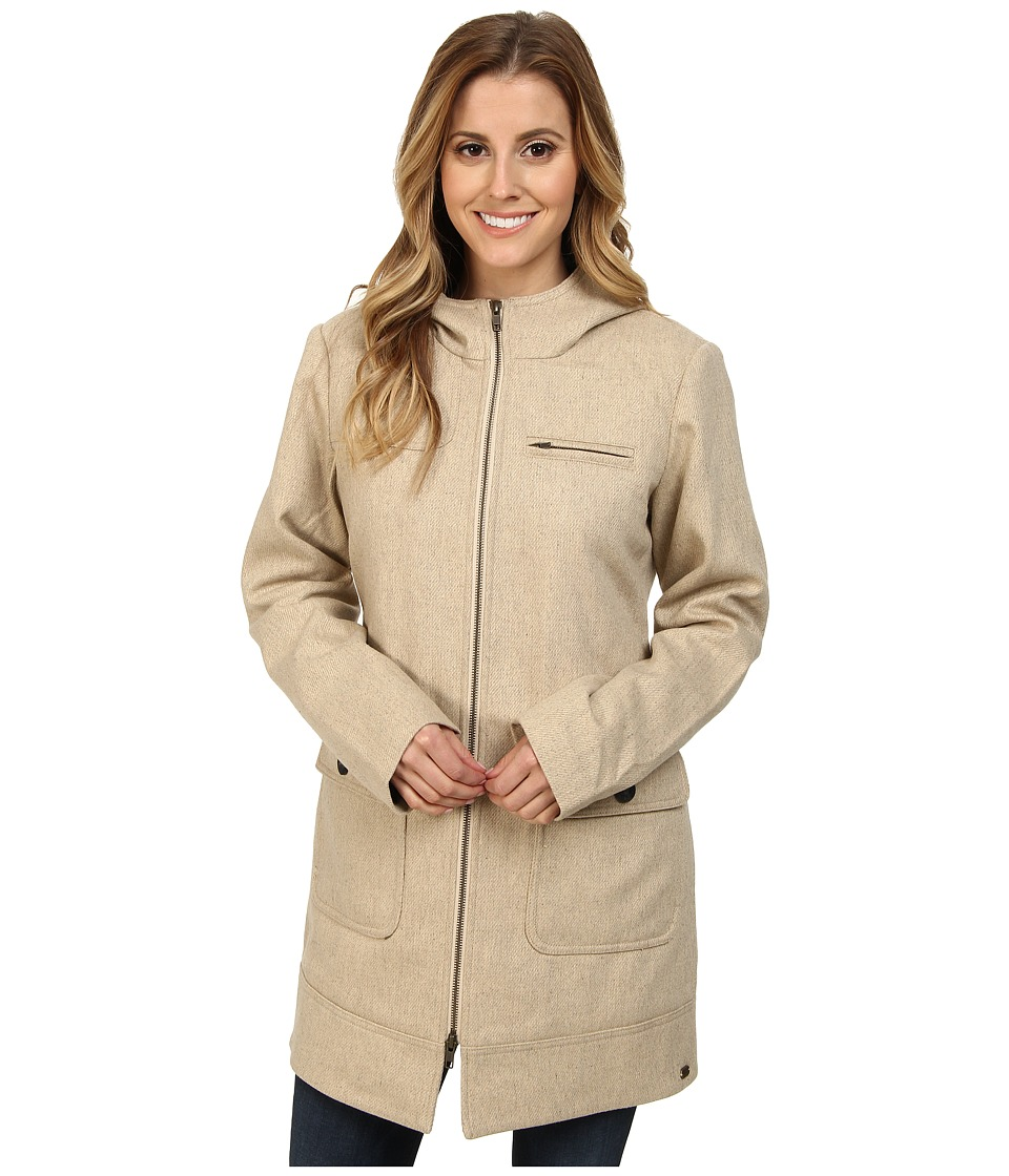 Carve Designs - Whistler Jacket (Oatmeal) Women's Jacket
