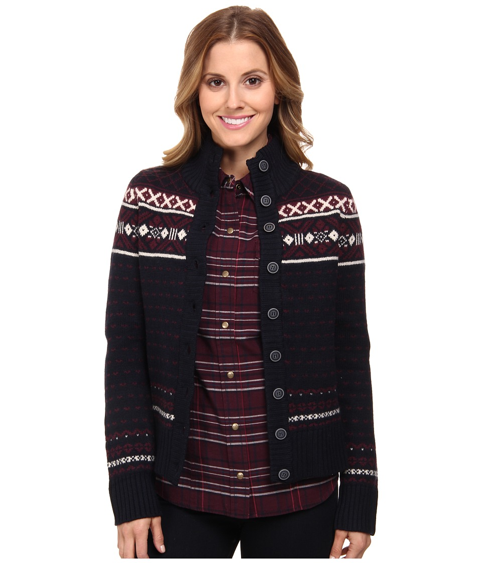 Carve Designs - Sumner Fairisle (Night) Women