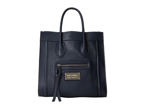 Valentino Bags by Mario Valentino - Cynthia (Blue) Satchel Handbags