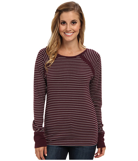 Carve Designs - Paris Tee (Port Stripe) Women