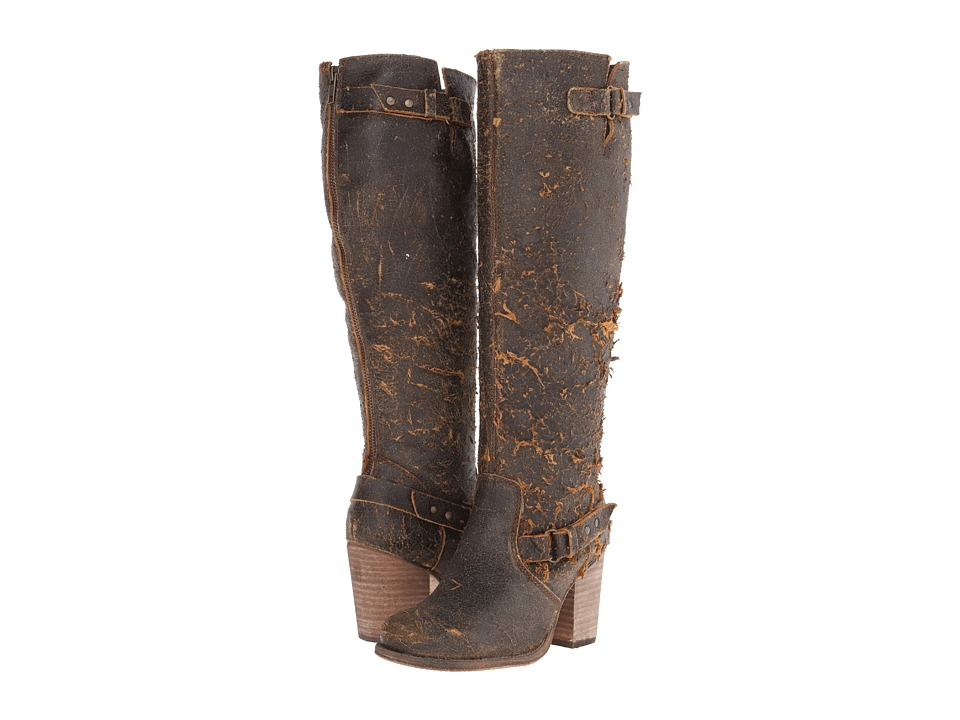 Gabriella Rocha - Pacific Wide Calf (Brown Leather) Women