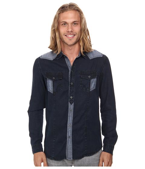 Mavi Jeans - Denim Shirt (Dark Indigo) Men
