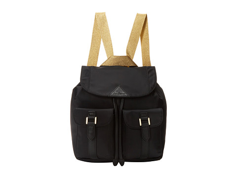 Sam Edelman - Sporty Chic Large Backpack (Black) Backpack Bags