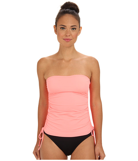 Hurley - One Only Soft Cup Bandini (Pink) Women