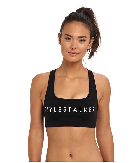 StyleStalker - Stylestalker Sports Bra (Black) Women's Bra