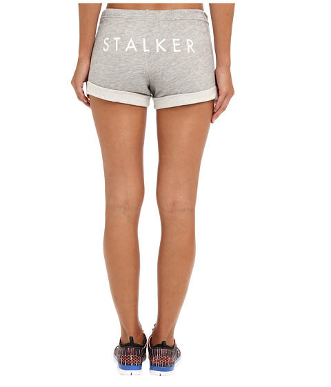 StyleStalker - Stalker Shorts (Heather Grey) Women