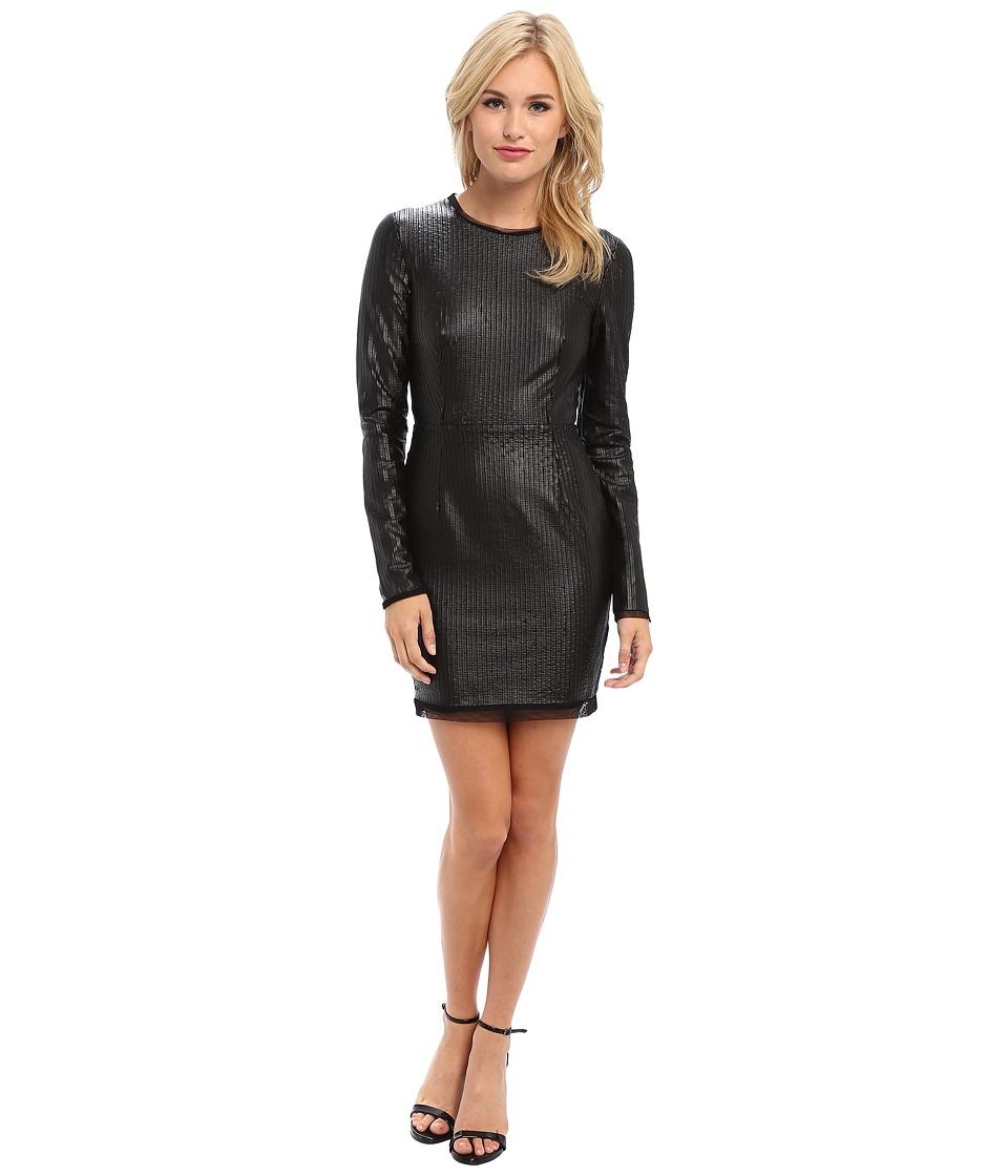 StyleStalker Romeo Dress (Black) Women