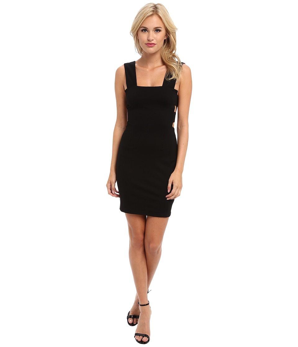 StyleStalker - Country Love Dress (Black) Women's Dress