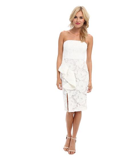StyleStalker - Silver Moon Dress (White) Women