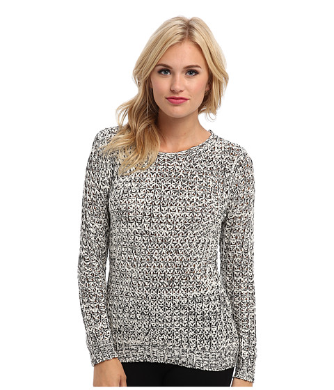 StyleStalker - Lone Wolf Sweater (Heather Grey) Women's Sweater