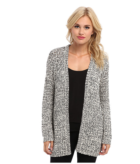 StyleStalker - Horizon Cardi (Heather Grey) Women's Sweater