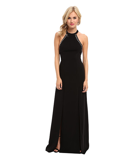 StyleStalker - Marilyn Moore Maxi (Black) Women's Dress