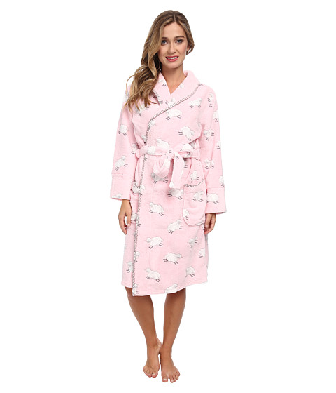 P.J. Salvage - Printed Robes Sheep (Pink) Women