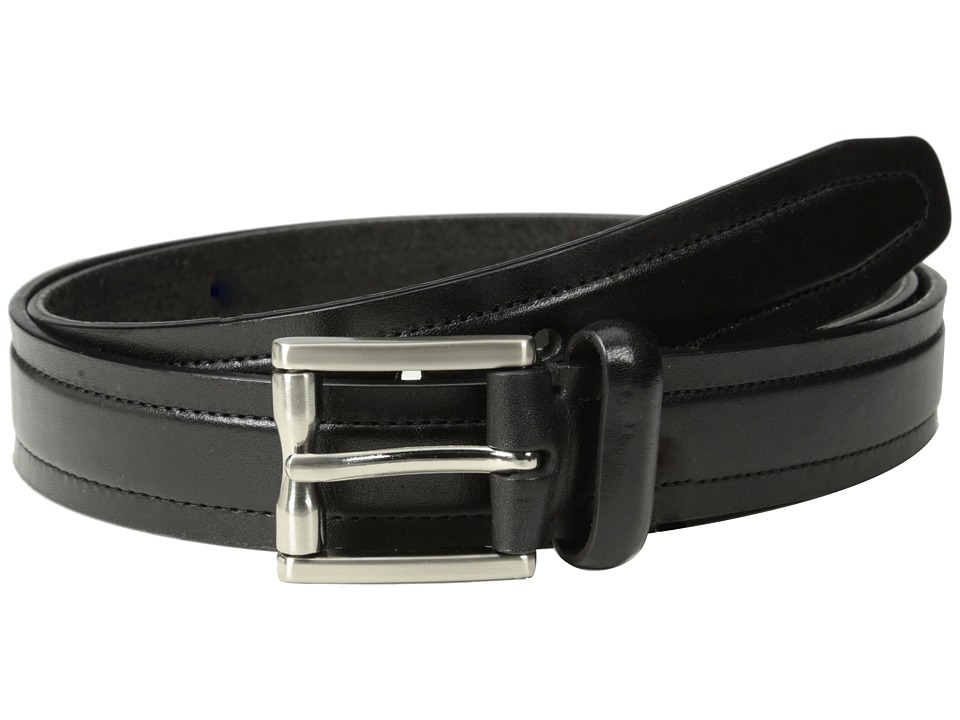 Cole Haan - 30mm Exchange Belt Buckle (Black) Men's Belts