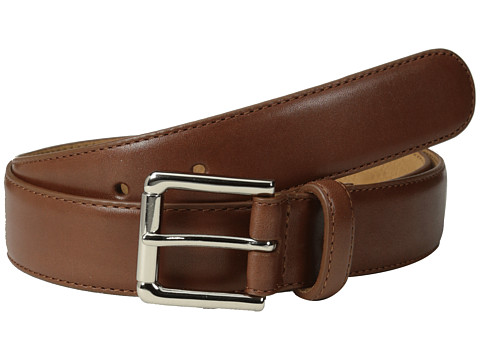 Cole Haan - 30mm Colebrook Belt Buckle (British Tan) Men's Belts
