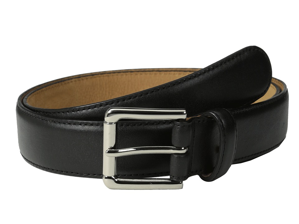 Cole Haan - 30mm Colebrook Belt Buckle (Black) Men's Belts