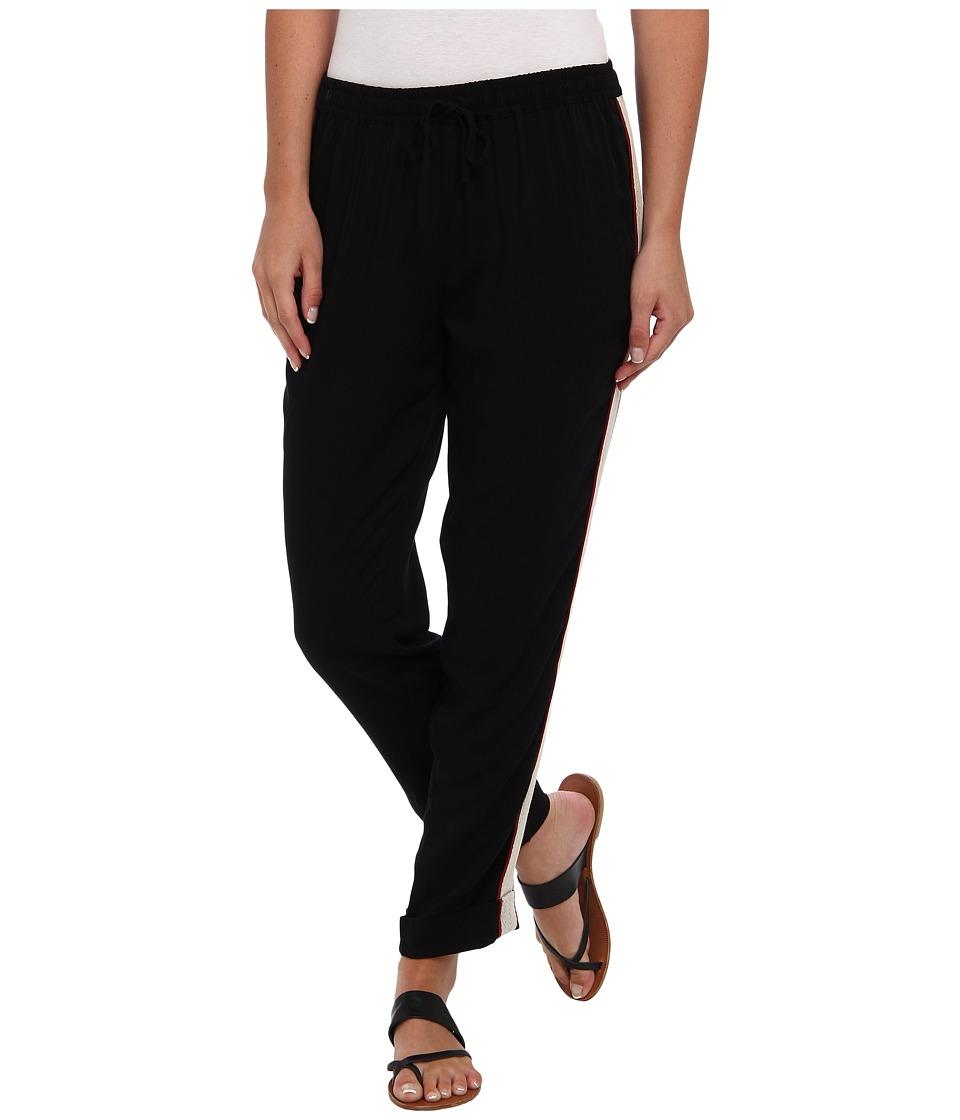 Mavi Jeans - Viscose Pants (Black) Women's Casual Pants