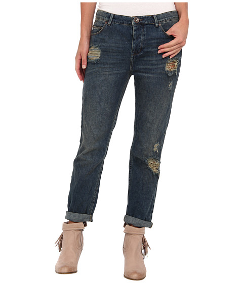 Free People - Boyfriend Jean (Lotus) Women's Jeans
