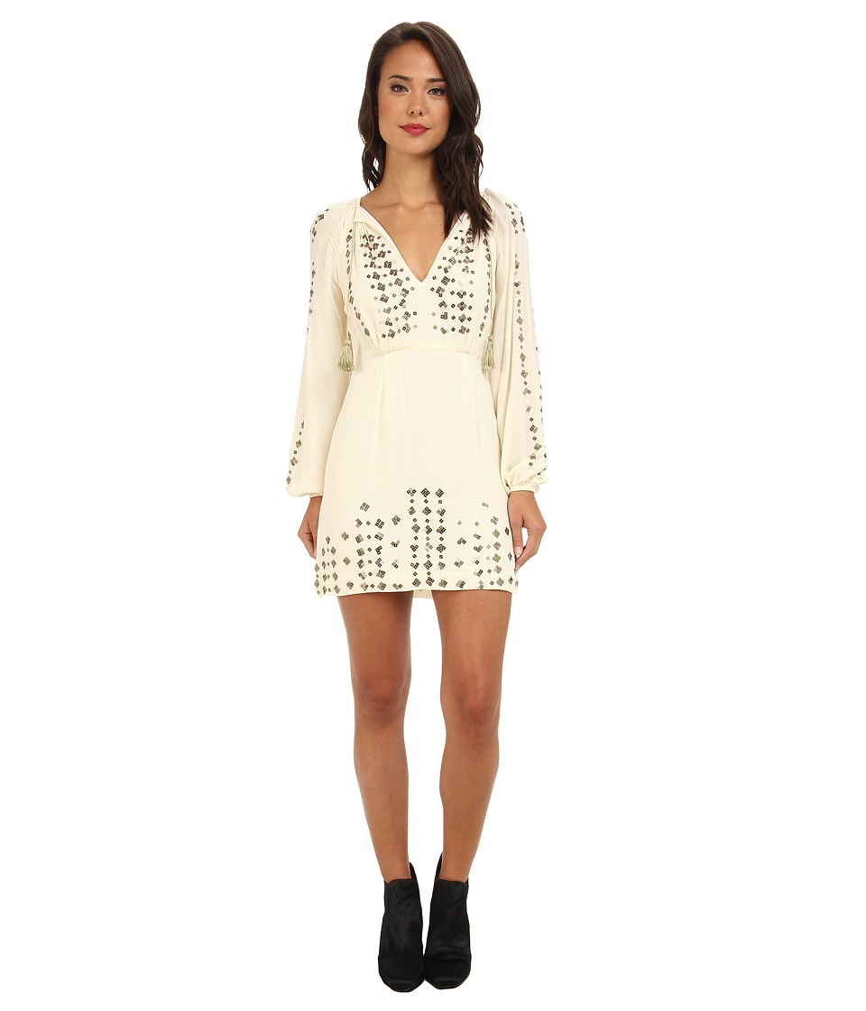 Free People - Desert Perfume Dress (Cream) Women