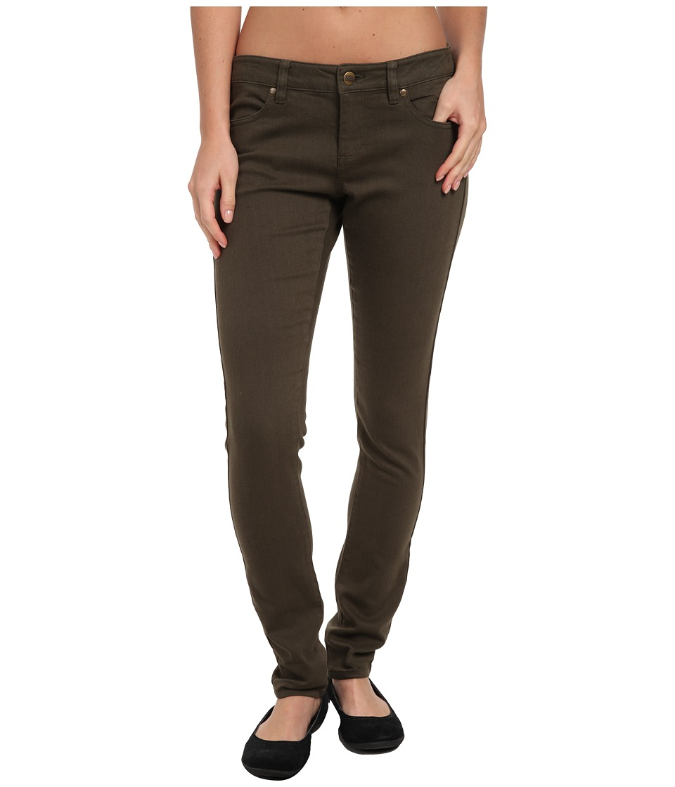 Carve Designs - Whitman Slim Pant (Dark Loden) Women's Casual Pants