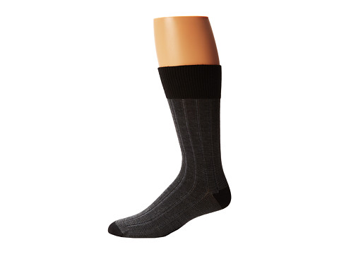Goodhew - Countryman (Black) Men's Crew Cut Socks Shoes