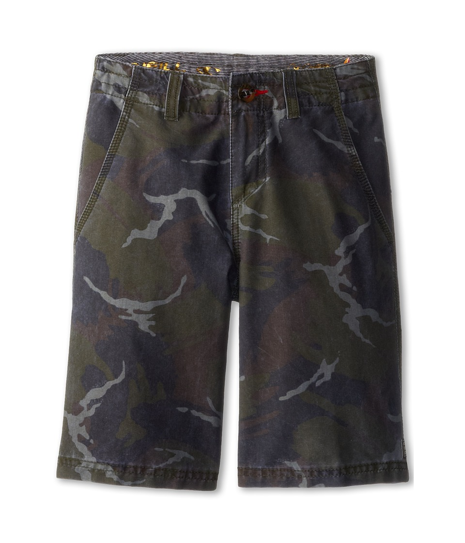 O'Neill Kids - Tropicamo Boardshort (Big Kids) (Camo) Boy's Swimwear