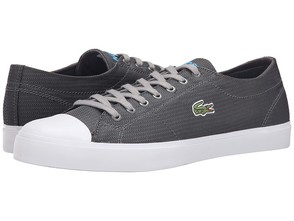 Lacoste - Marcel Chunky TWD (Grey/Blue) Men's Shoes