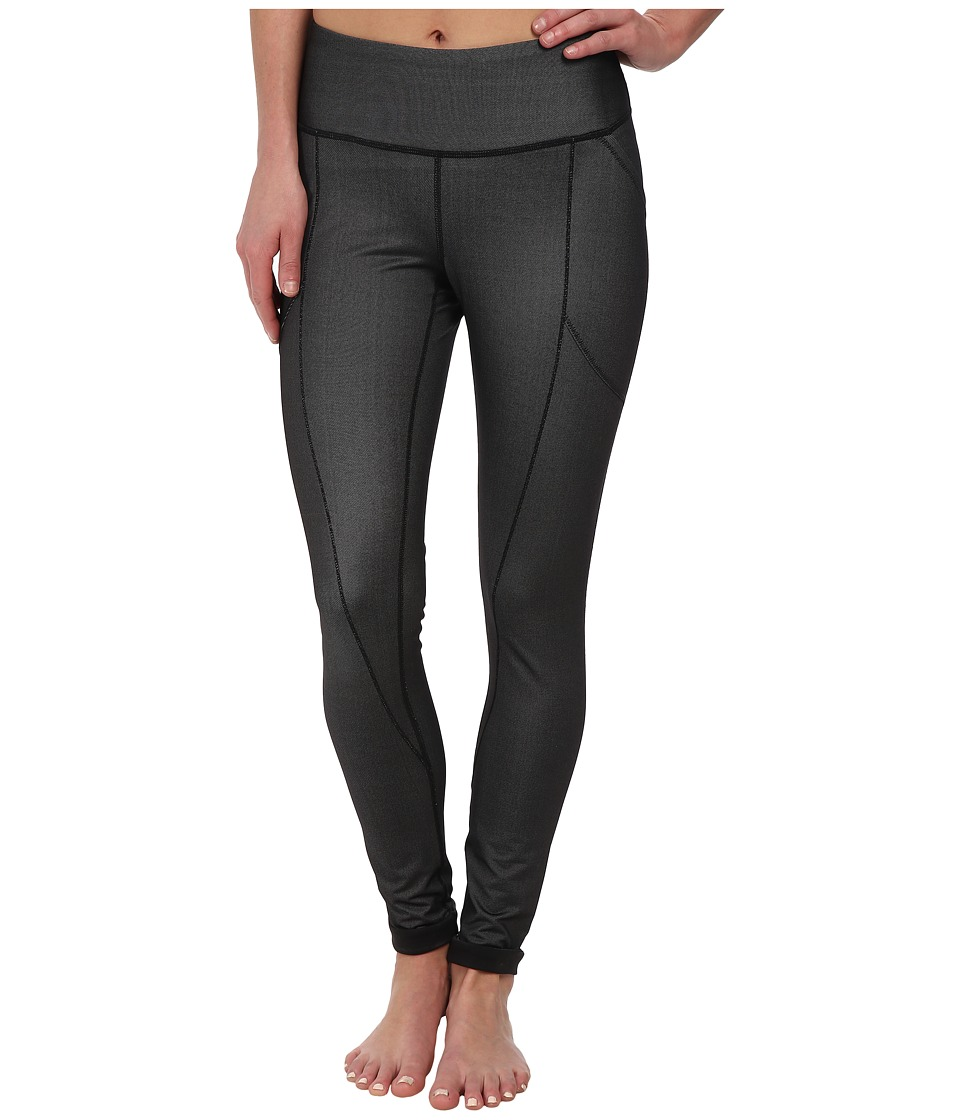 Lucy - Power Pose Legging (Lucy Black) Women's Workout