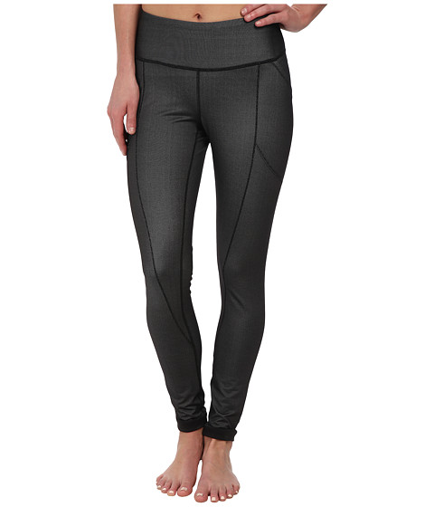 Lucy - Power Pose Legging (Lucy Black) Women