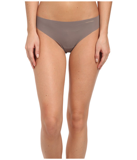 Calvin Klein Underwear - Invisibles Thong (French Roast) Women's Underwear