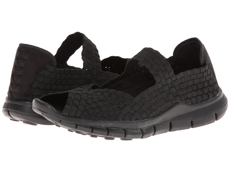 bernie mev. - Comfi (Black) Women's Maryjane Shoes