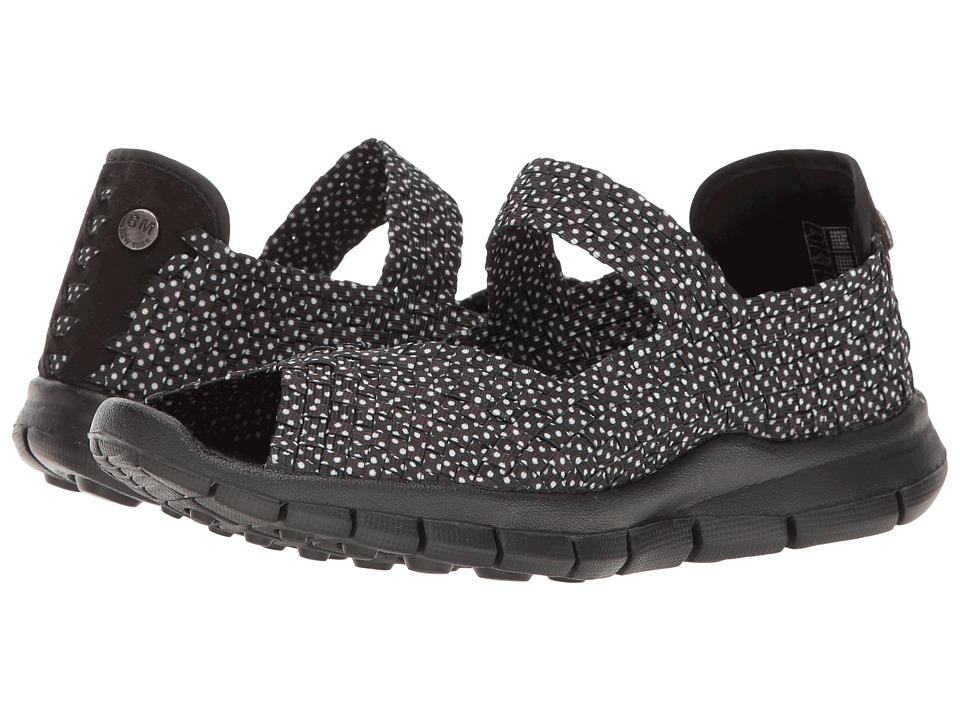 bernie mev. Comfi (Black Polka Dot) Women