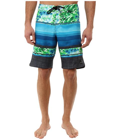 O'Neill - Ambition Superfreak Series Boardshort (Blue) Men's Swimwear