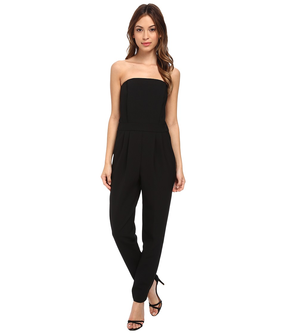 Trina Turk - Edda Jumpsuit (Black) Women's Jumpsuit & Rompers One Piece