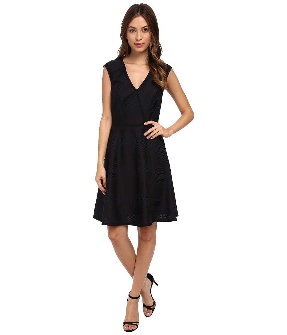 Trina Turk - Corina Dress (Black) Women's Dress