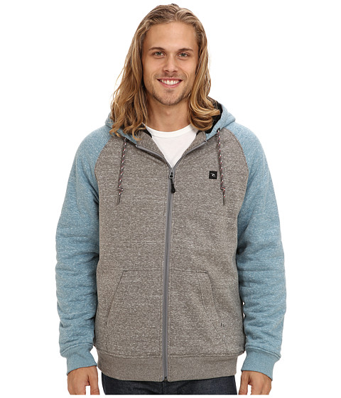 Rip Curl - Surf Patrol Sherpa Fleece (Lyons Blue) Men