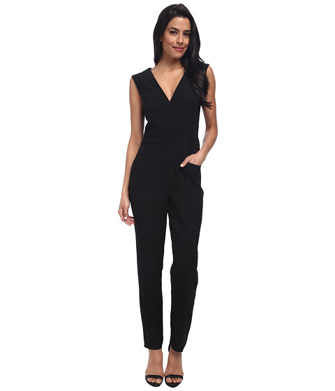 Trina Turk - Avilla Jumpsuit (Black) Women's Jumpsuit & Rompers One Piece