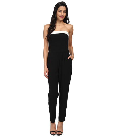 Trina Turk - Iona Jumpsuit (Black) Women's Jumpsuit & Rompers One Piece